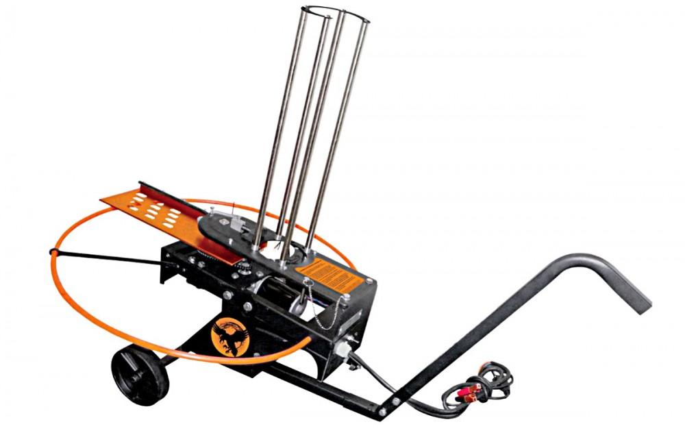 Primax Raven Elektrische Taubenwurfmaschine