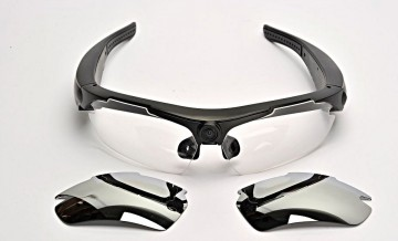 BSPLANET Schießbrille BS562HD mit Videokamera