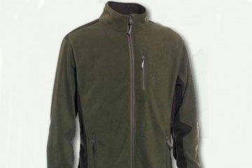 Deerhunter Muflon Zip-In Fleece Jagdjacke