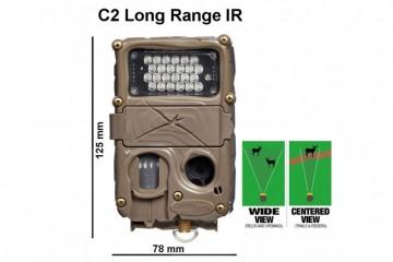 Cuddeback® C2 Long Range IR 20 MP - Wildkamera