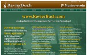 RevierBuch - Jagd & Revier Management