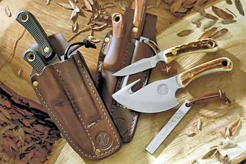 Knives of Alaska - Light Hunter Set