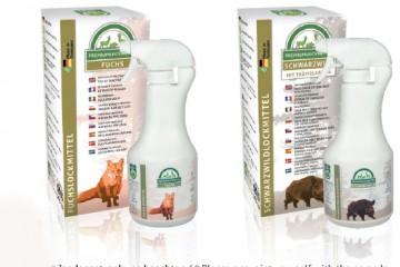 Fuchslockmittel ca. 500 ml - inkl. Sprühverschluss