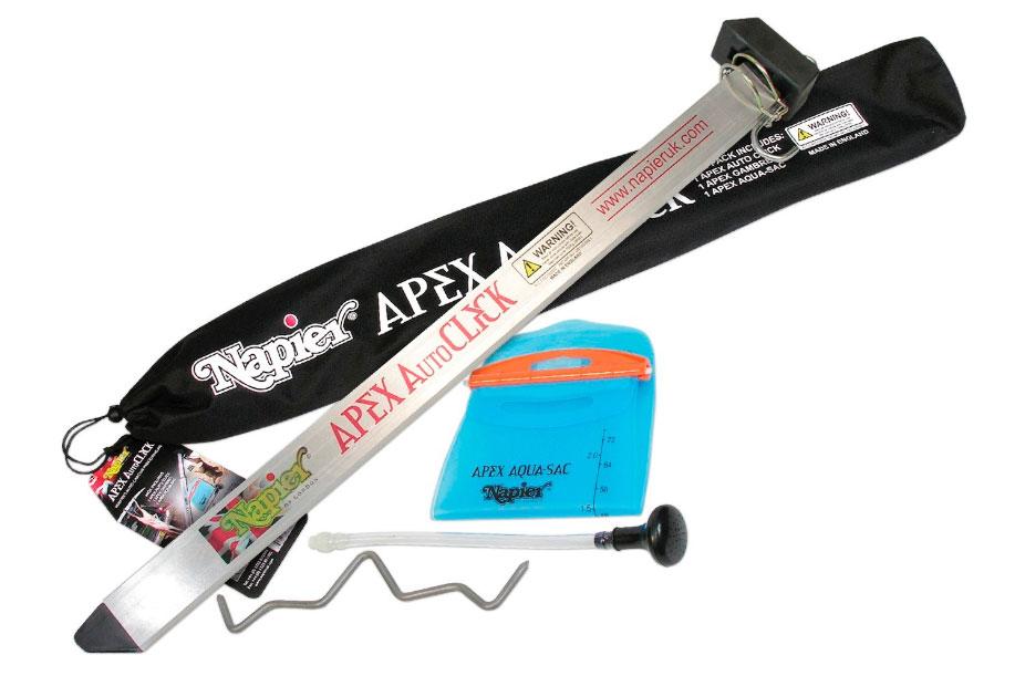 Napier Apex Auto Click - Aufbrechhilfe