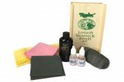 Napier Schaftpflege-Set in Holzbox