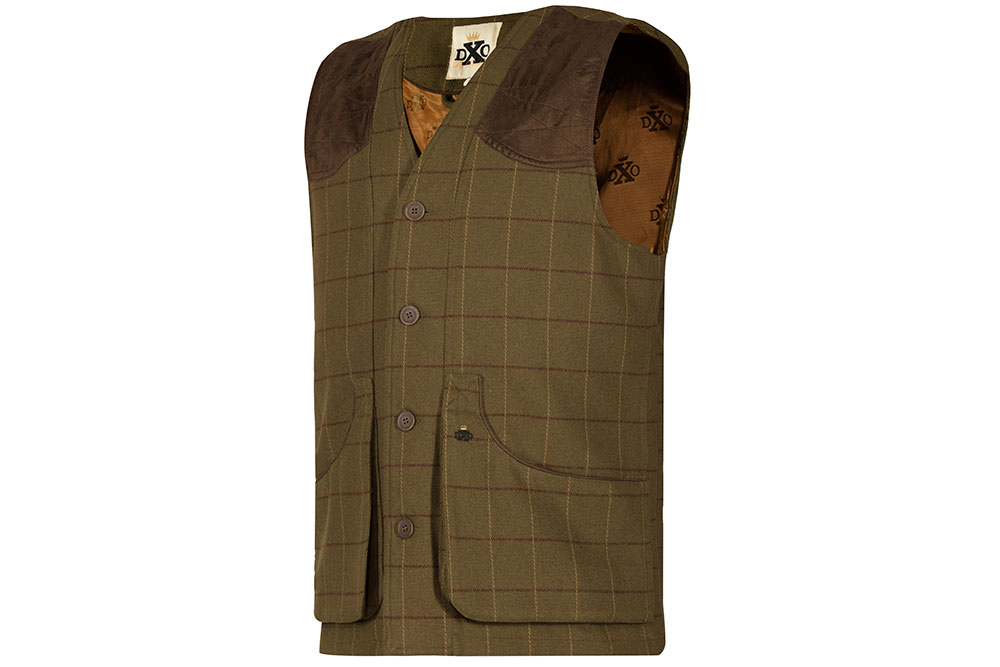 Deerhunter Woodland Tweed Weste