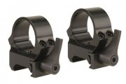 Leupold QRW 2 Ringe - Zielfernrohr Montage Ringe