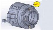 Rusan Q-R 1-teiliger Adapter f. Pulsar Krypton