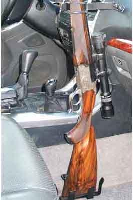 Gewehrhalter für Offroad Fahrzeuge