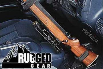 Gewehrhalter mit Bodenmontage von Rugged Gear