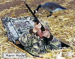 Fuchsloch Klapptarnung der Firma GooseView™