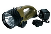 LED-Halogen Handscheinwerfer