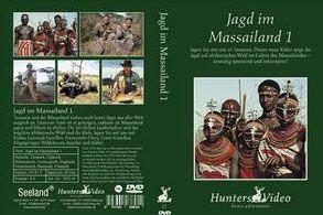 Jagd im Massailand 1